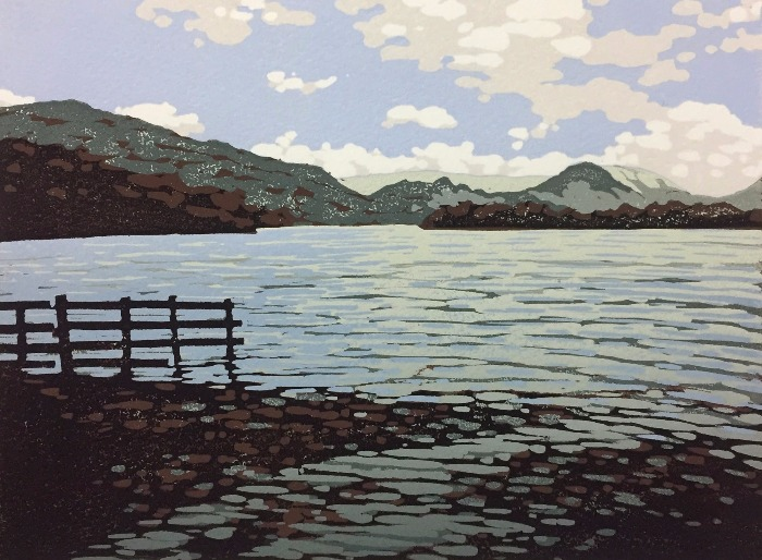 Grasmere View by Alexandra Buckle