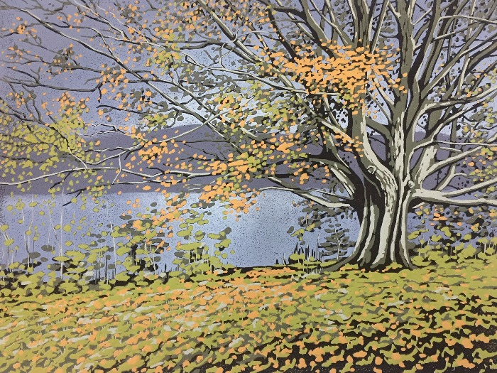 Grasmere Tree by Alexandra Buckle